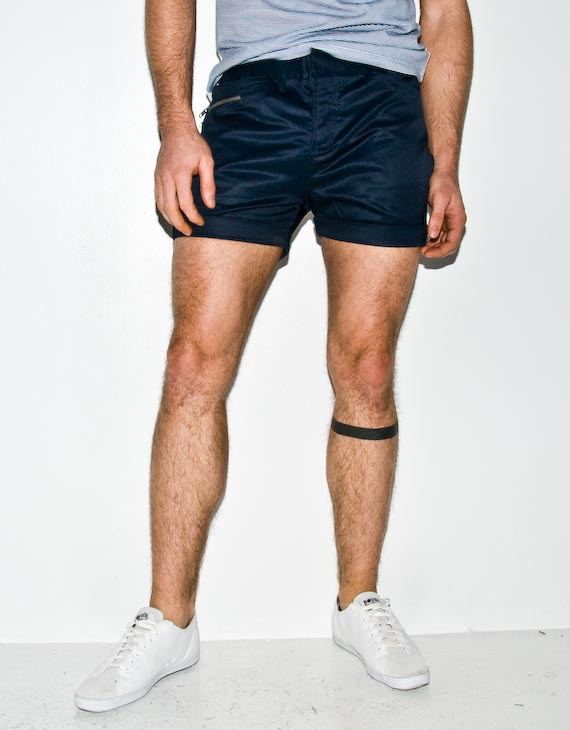 navy b-boy shorts1