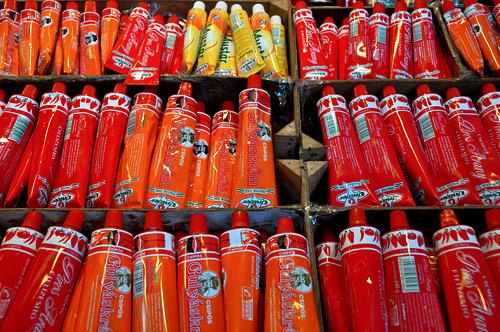 3763400349_49b97cddbe_o Grand Market Hall - Budapest, Hungary Budapest  Markets Hand Crafts Food Budapest