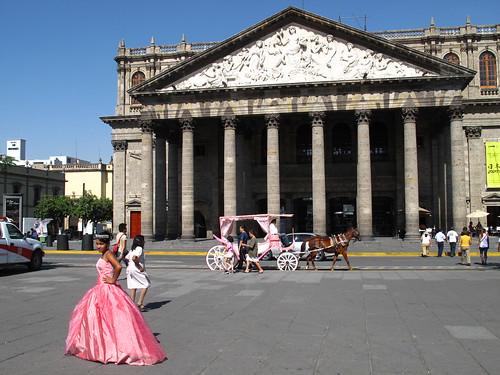 Quinceanera in Guadalajara