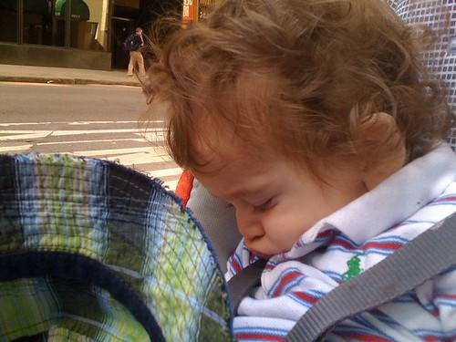 sleepy tourist by you.