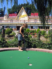 Castle Fun Park Mini Golf