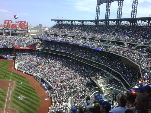 Major league baseball attendance has fallen sharply in 2009 as over two and a half million fewer fans have attended games this season.