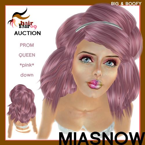 ~ Hair Fair AUCTION 2009 ~