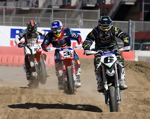 2009 - Mark Burkhart Races Supermoto