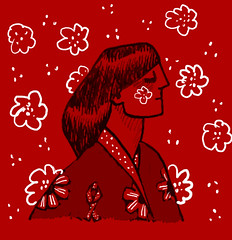 Illustration Friday: Worn