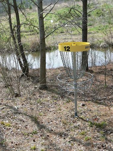Fun Junktion Frisbee Golf Course - Twelve
