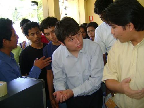 Edwin Diaz, demostracion Maquinas virtuales