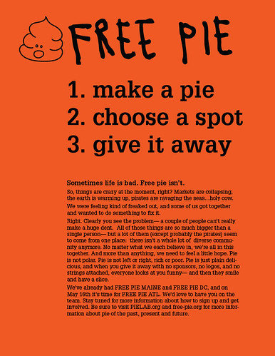 Free Pie!