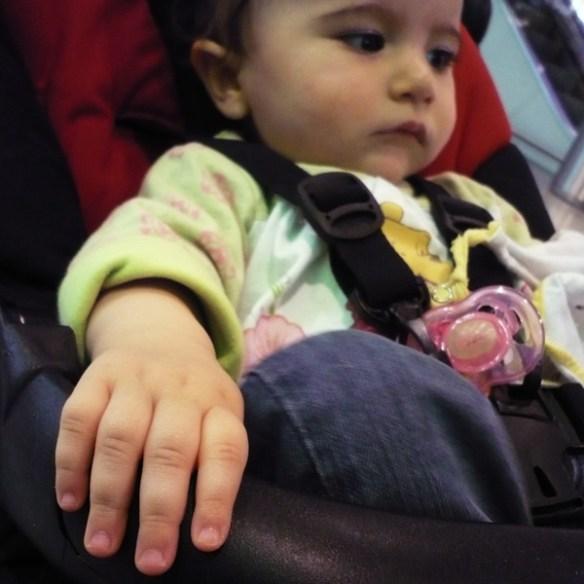 #323 - Little hand