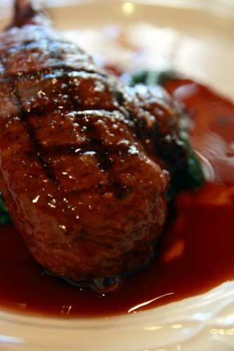 This is elk meat, ladies and gentlemen