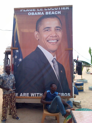 Obamamania persists in Benin