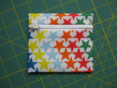 Mini Mini Zip Pouch