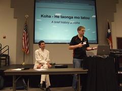 KohaCon 2009 Day 1