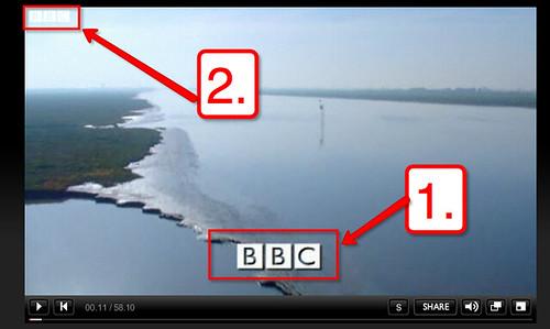 BBC identified on iPlayer