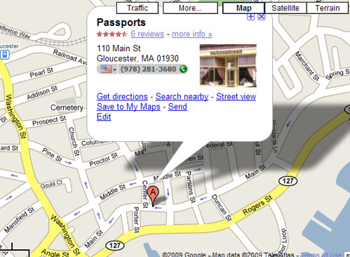 Click The Map For More Detailed Instructions