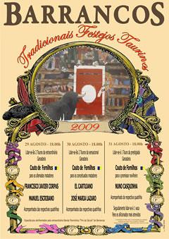 Tradicionais Festejos Taurinos - Barrancos 2009