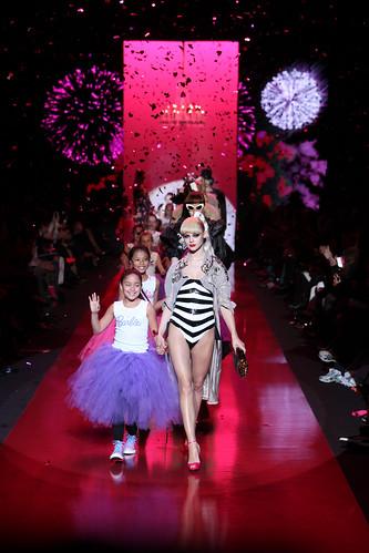 Barbie Fashion Show Finale