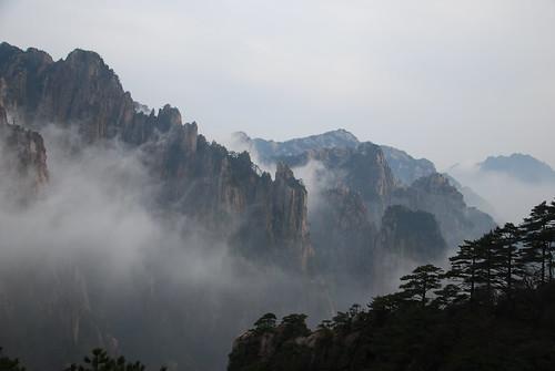 Huang Shan 黄山