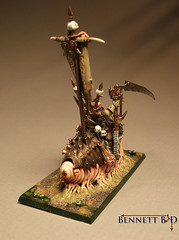 Champion of Nurgle (Rear)
