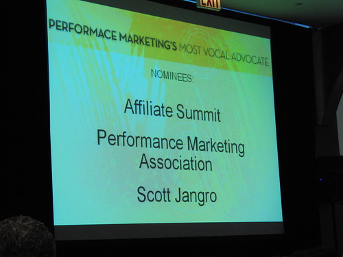 Performance Marketing's Most Vocal Advocate Finalists