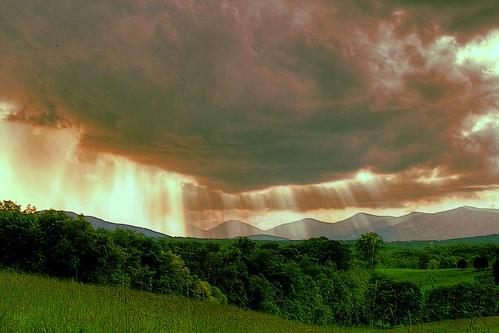 Showers of Light