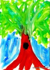 """ATC: Harmony Lattin - """"Summer Tree"""""""