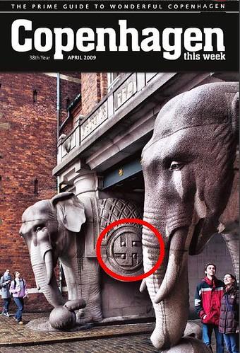 nazi elefants