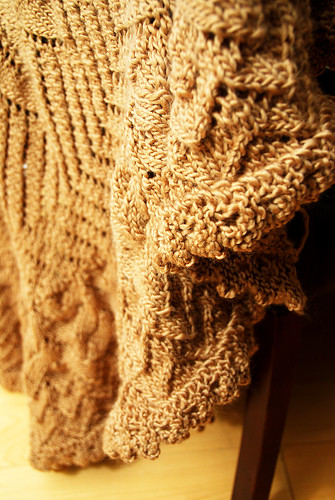 Girasole Blanket - WIP