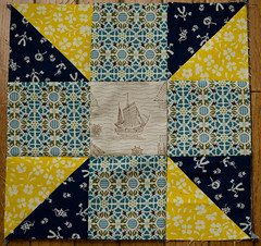 Virtul Quilting Bee - August