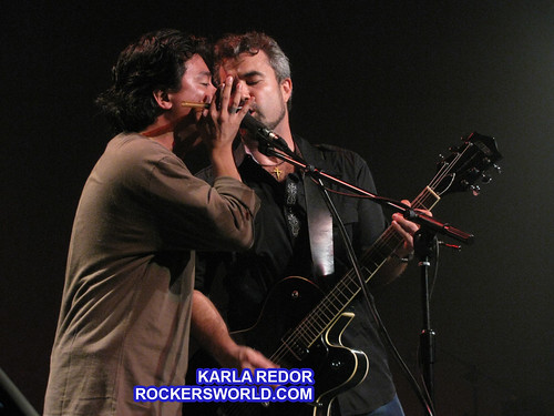 Kevin and Tirso of Razorback