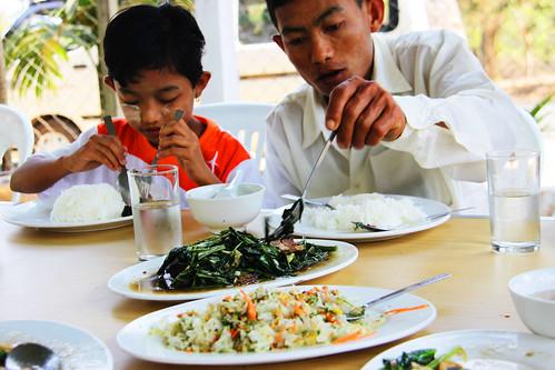 Trip to Pathein, Myanmar (Burma)