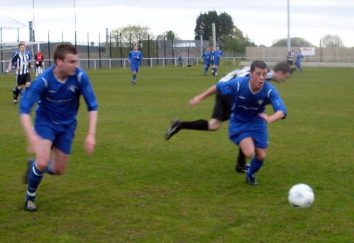 Rutherglen Glencairn vs. Cambuslang Rangers