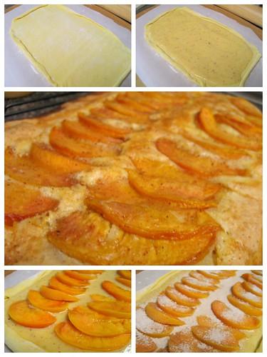 almond peach adventure