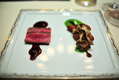 7th Course: Japanese Wagyu Strip Loin