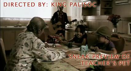 Sneak Preview of Teacher's Pet Music Video