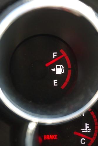 Tank of Gas
