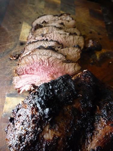 BBQ Spiced Leg of Lamb