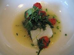 abattoir chophouse - house salted cod
