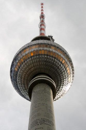 Fernsehturm (by Yamil Salinas Martínez)