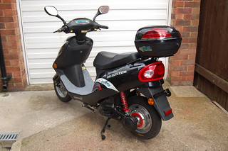 Electric Moped 06
