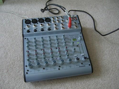 USB mixer