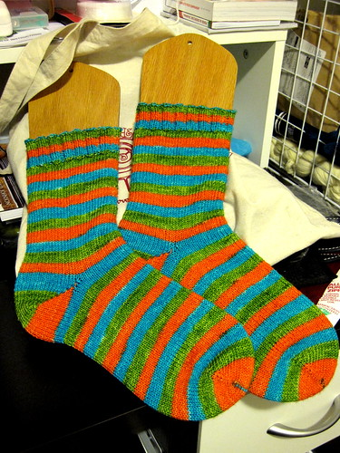 111/365: Sweet Water Socks