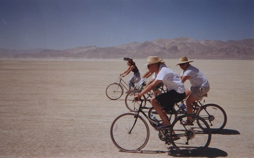 Burning Man 1996