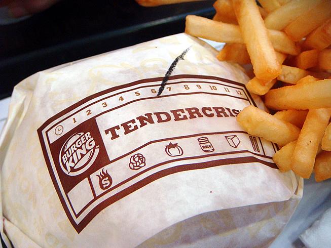 Spicy Tendercrisp