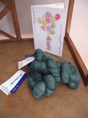 Malabrigo Lace - From one of the West Coast Oddball Knitters