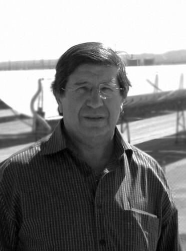 Valeriano Ruiz, catedrático de Termodinámica de la Escuela de Ingenieros Industriales de la Universidad de Sevilla.