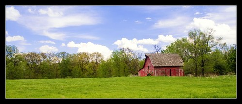 Centerville Road Barn