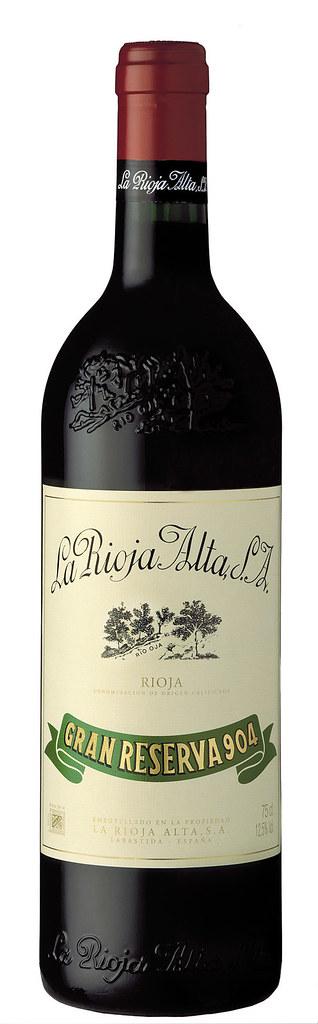 La Rioja Alta-Gran Reserva 904