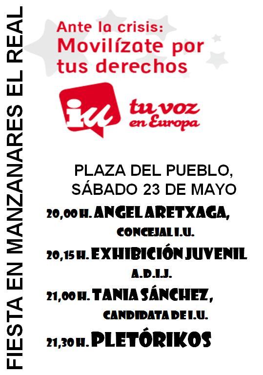 Manzanares 2009