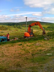 The Digger Arrives